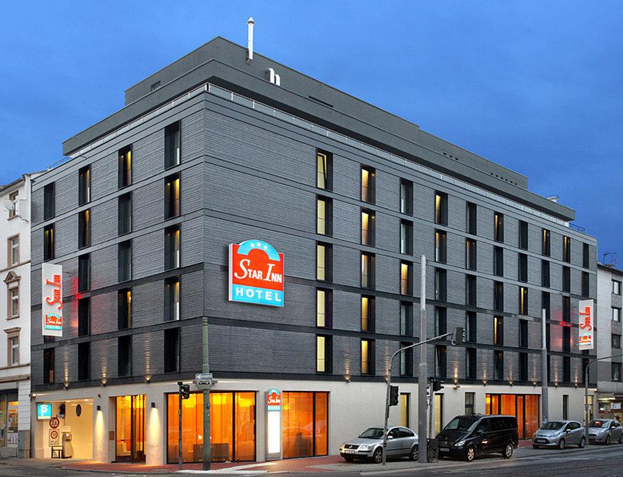cazare la Star Inn Hotel Frankfurt Centrum By Comfort