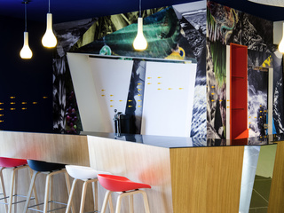 cazare la Ibis Styles Collioures Port Vendres