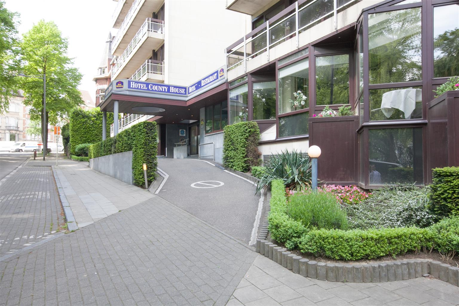 cazare la Best Western County House Of Brussels