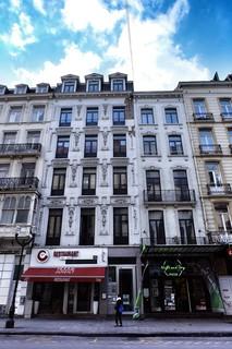cazare la Brussels Apartmentsapart