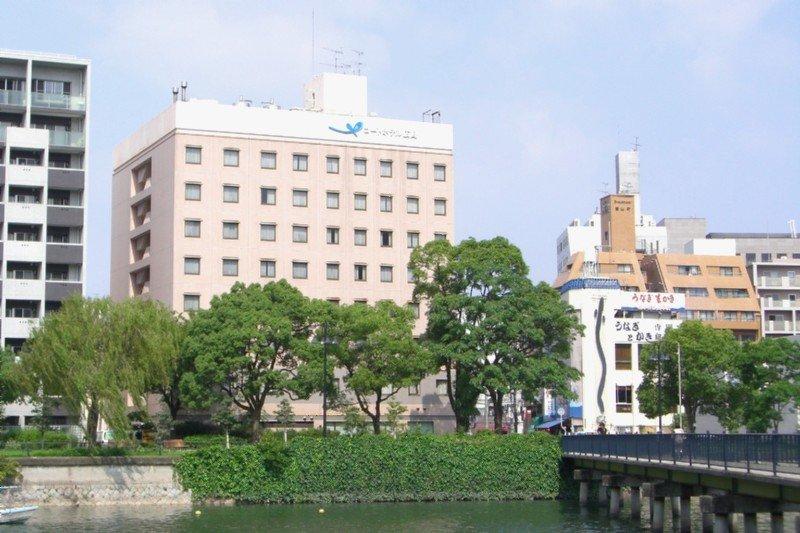 cazare la Court Hotel Hiroshima
