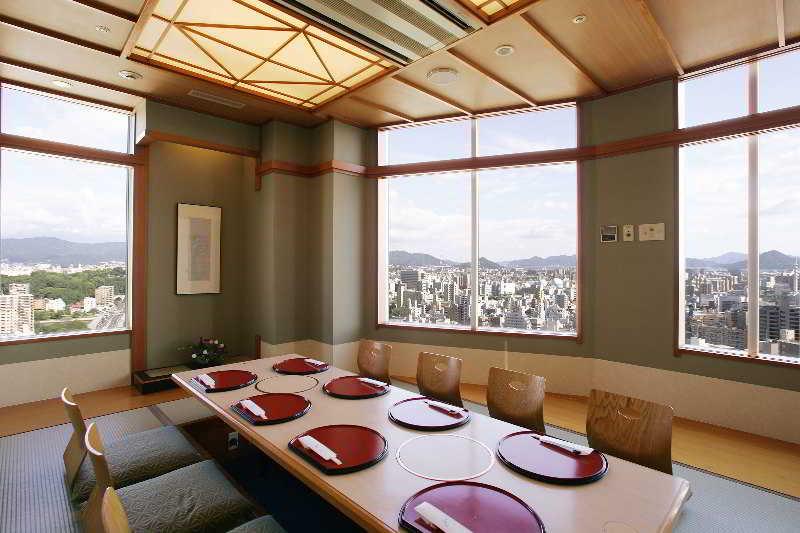 cazare la Oriental Hotel Hiroshima
