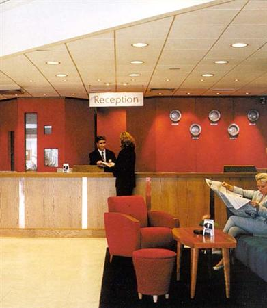 cazare la Holiday Inn Brussels Airport