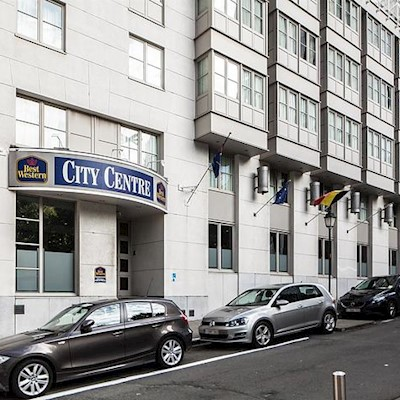 cazare la Best Western City Centre Brussels (non-refundable)