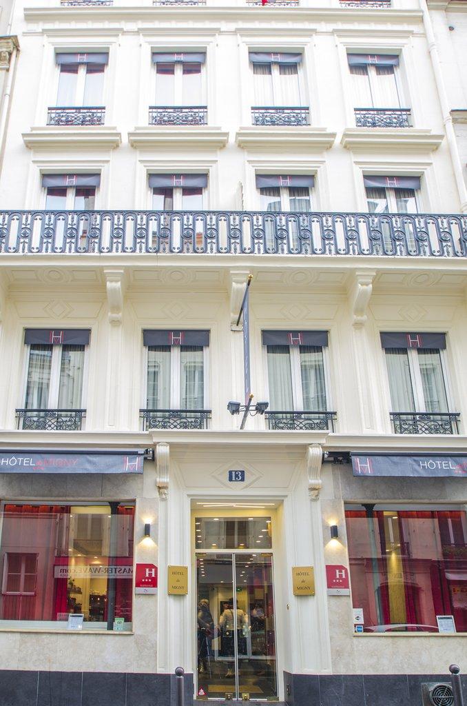 cazare la Migny Opera Montmartre