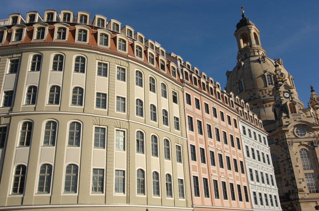 cazare la Vienna House Qf Dresden