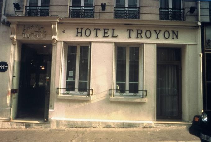 cazare la Troyon