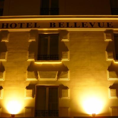 cazare la Hotel Bellevue Paris Montmartre