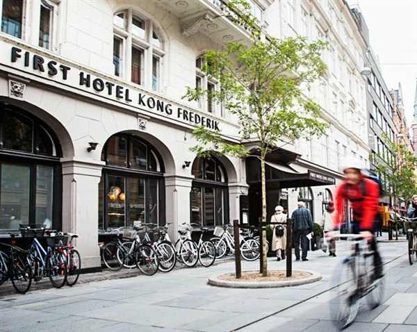 cazare la First Hotel Kong Frederik