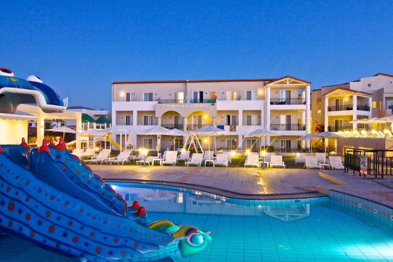 cazare la Dimitrios Village Beach Resort & Spa