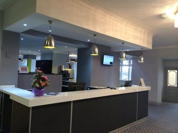 cazare la Best Western Crewe Arms Hotel