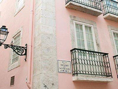 cazare la Lisbon Serviced Apartments Bairro Alto
