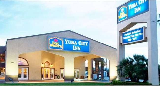 cazare la Best Western Yuba City Inn