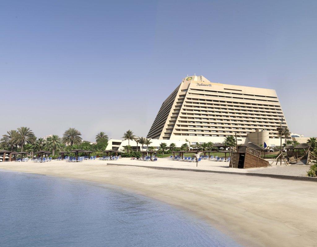 cazare la Radisson Blu Resort Sharjah