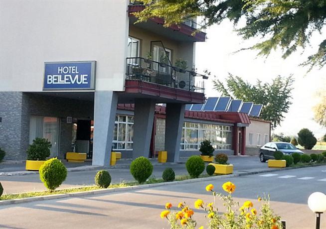 cazare la Bellevue Hotel