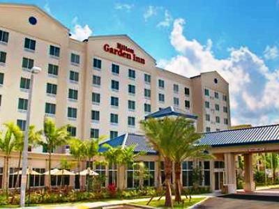 cazare la Hilton Garden Inn Miami Airport West