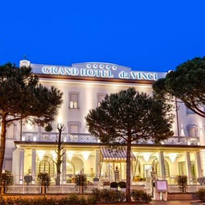 cazare la Grand Hotel Da Vinci