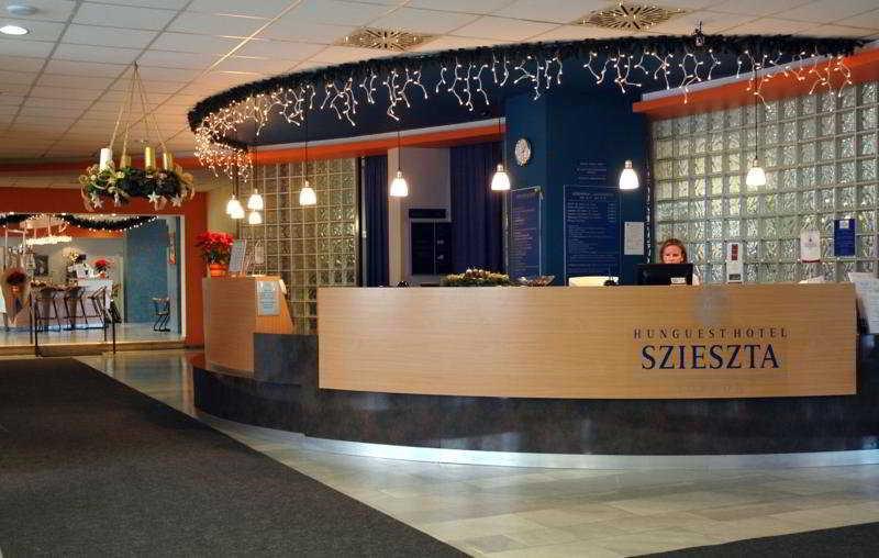cazare la City Partner Hotel Szieszta