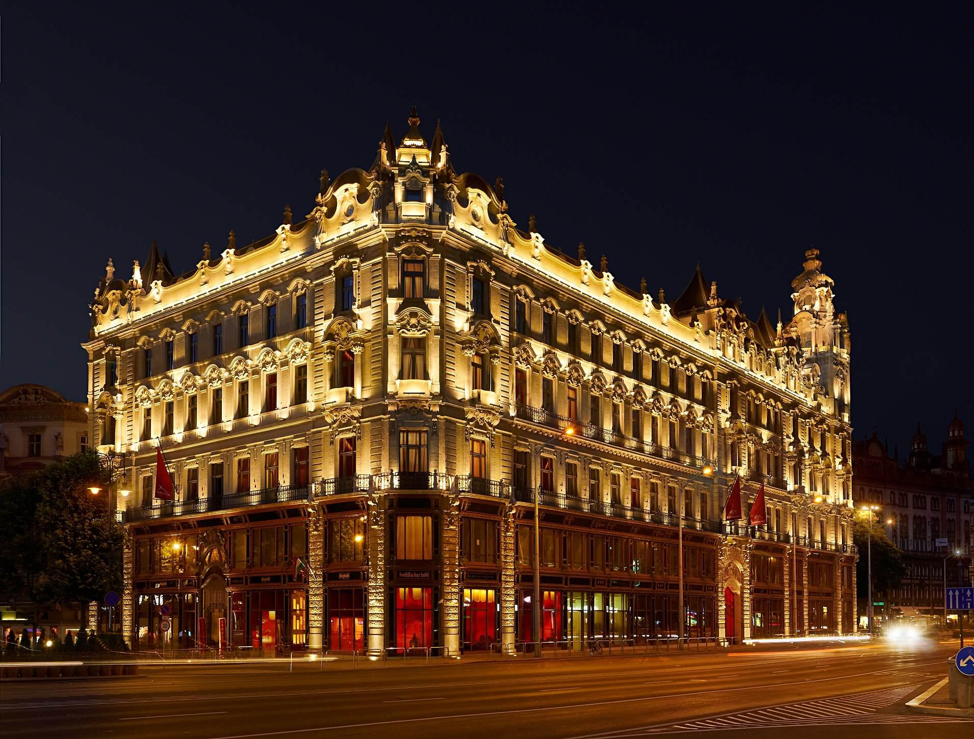 cazare la Buddha-bar Hotel Budapest Klotild Palace