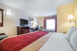 cazare la Comfort Inn & Suites