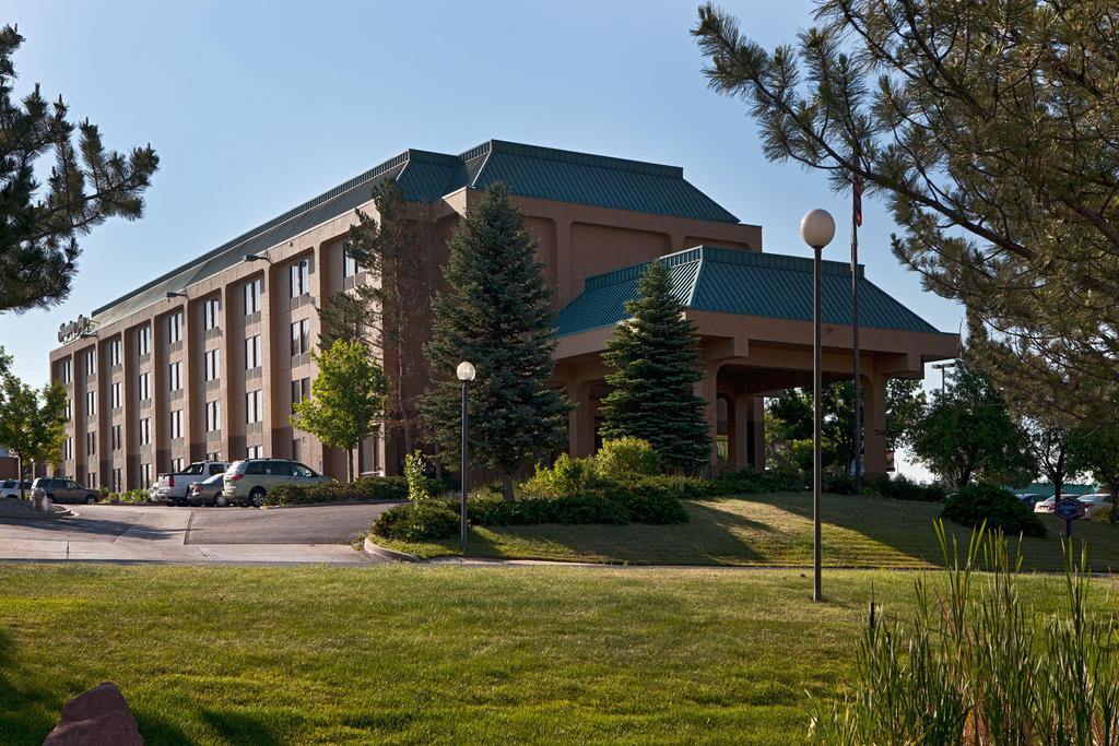 cazare la Hampton Inn Colorado Springs Central Air Force Academy