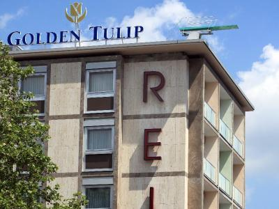 cazare la Golden Tulip Kassel Reiss