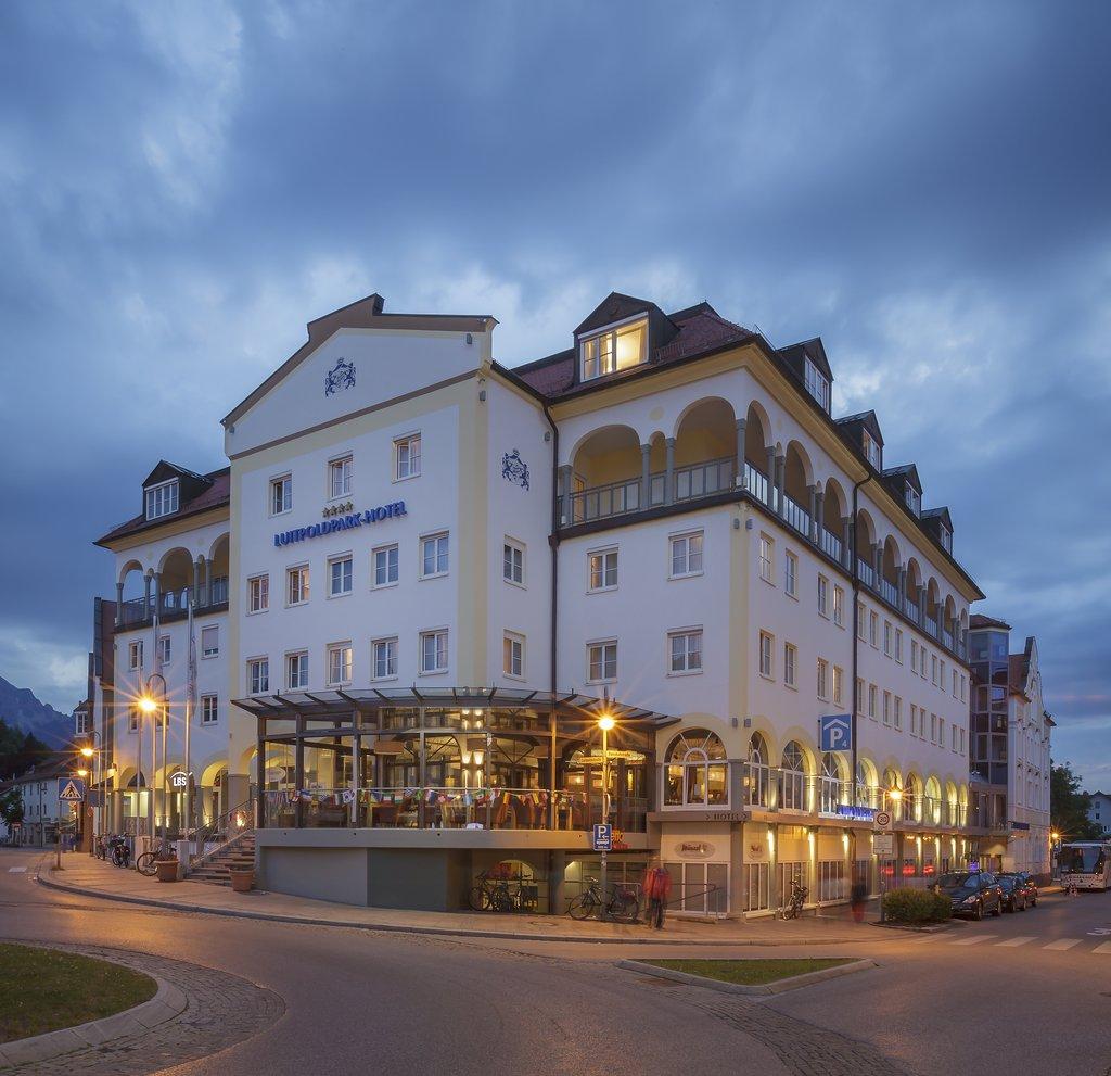 cazare la Hotel Luitpoldpark