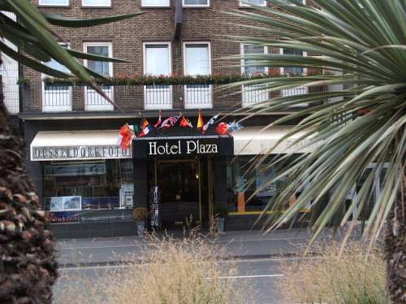 cazare la Centrum Hotel Plaza Düsseldorf