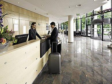 cazare la Mercure Hotel Düsseldorf Seestern