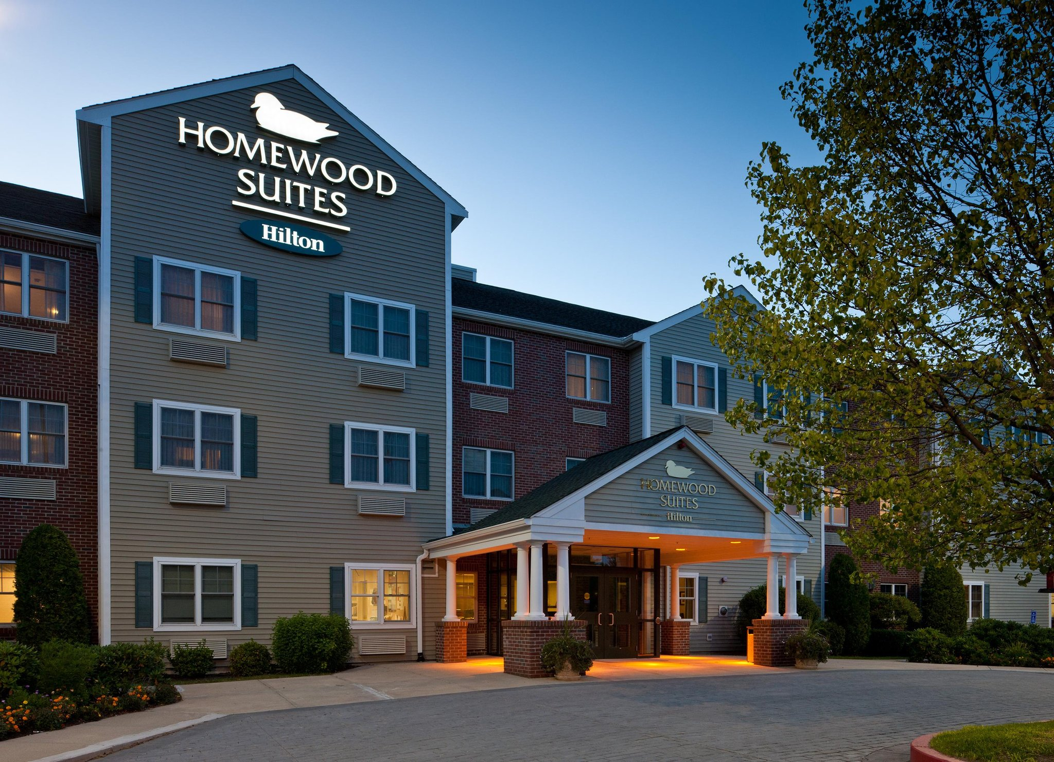 cazare la Homewood Suites By Hilton Boston / Andover
