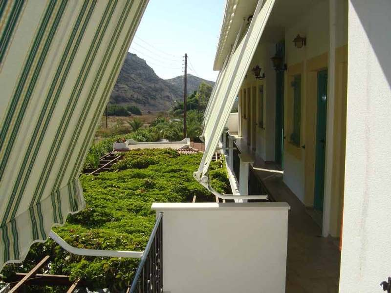 cazare la Matala Dimitris Villas And Hotel