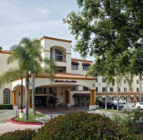 cazare la Hampton Inn & Suites Santa Ana/orange County Airport