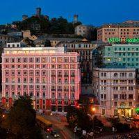 cazare la Grand Hotel Savoia