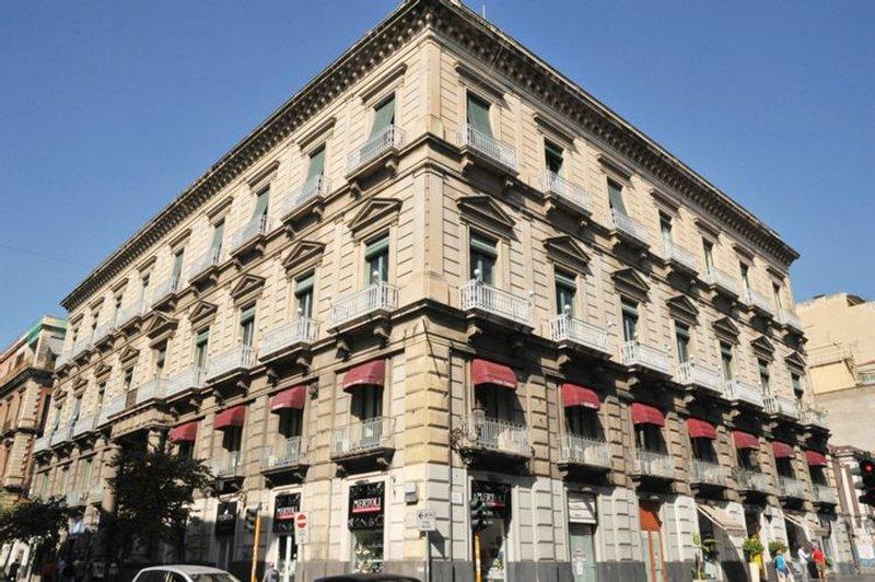 cazare la Catania Centro Rooms