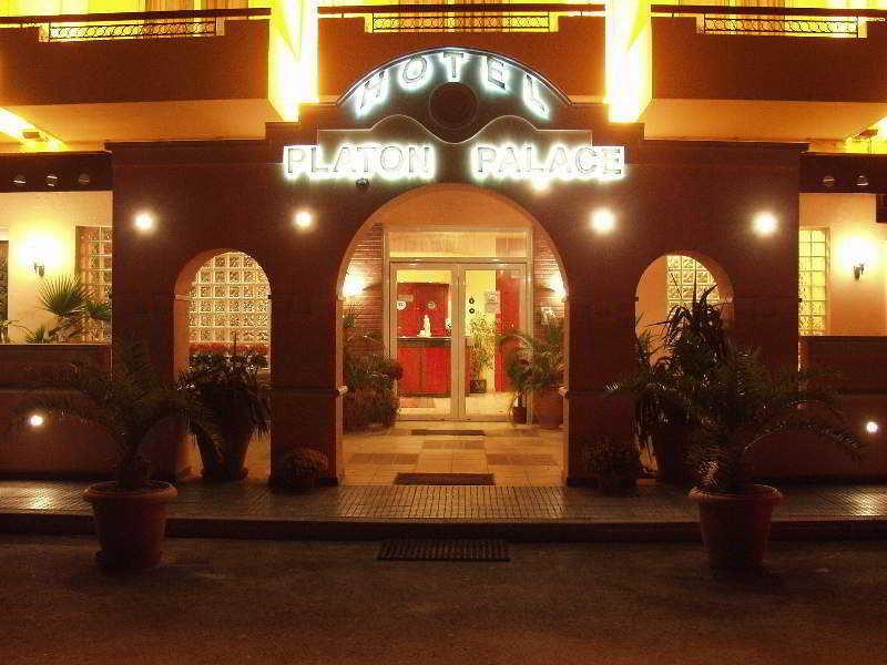cazare la Platon Beach Hotel