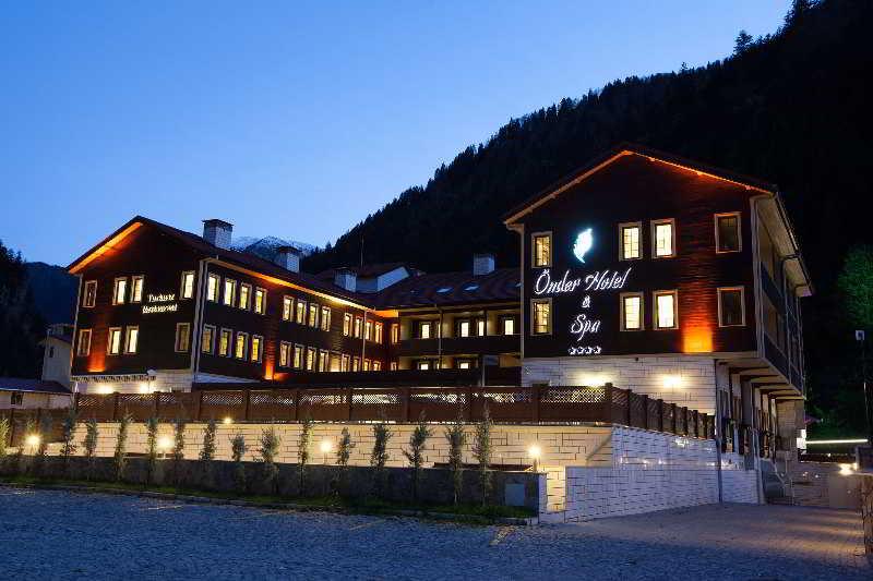 cazare la Uzungol Onder Hotel And Spa