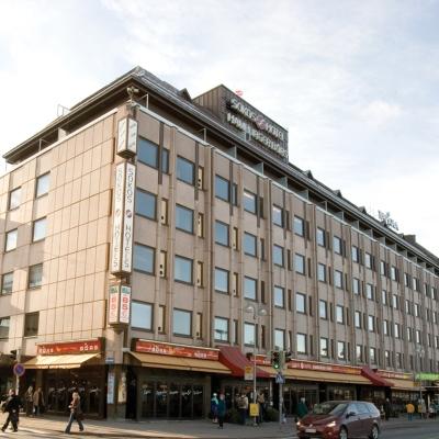 cazare la Original Sokos Hotel Hamburger Börs