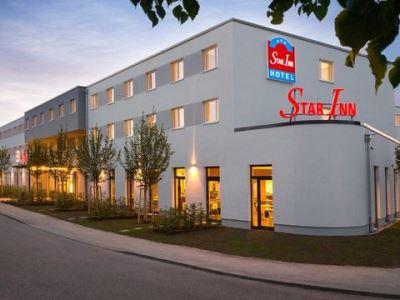 cazare la Star Inn Stuttgart Aprt-messe,by Comfort