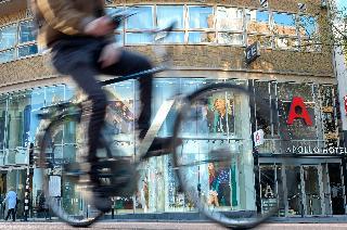 cazare la Utrecht City Centre Apollo Hotel