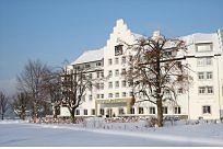 cazare la Seehotel Am Kaiserstrand