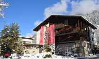 cazare la First Mountain Hotel Montafon