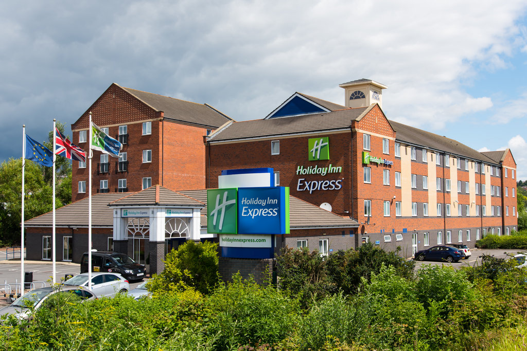 cazare la Holiday Inn Express Newcastle City Centre