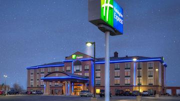 cazare la Holiday Inn Express Wichita South