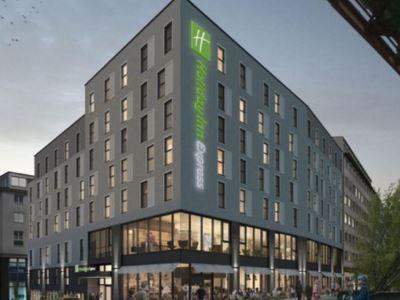 cazare la Holiday Inn Exp Wuppertal - Hauptbahnhof
