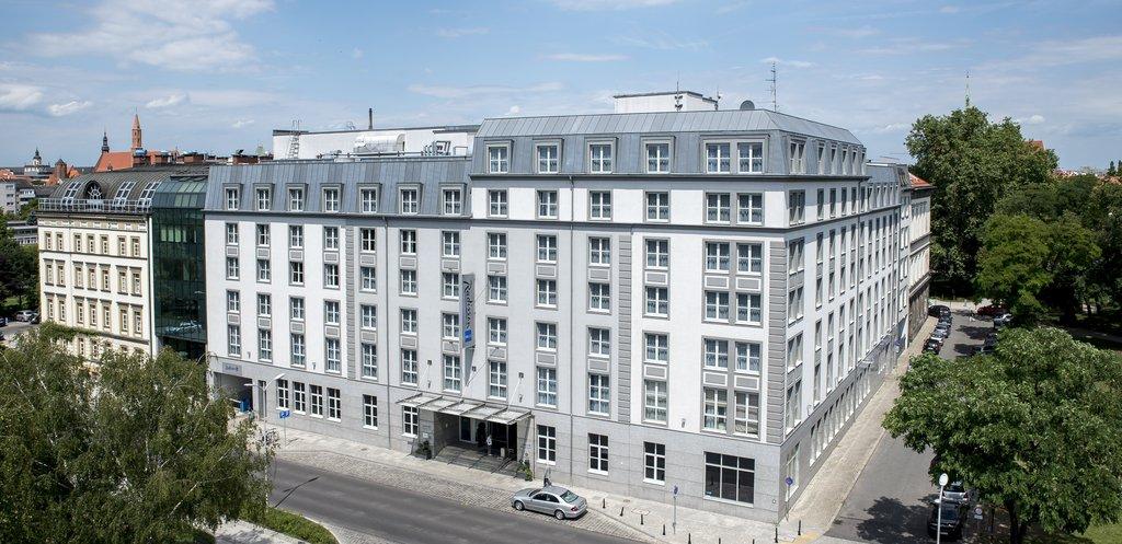 cazare la Radisson Blu Wroclaw