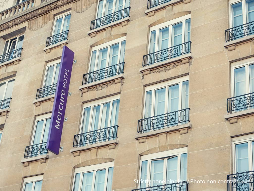 cazare la Mercure Hotel Wiesbaden City
