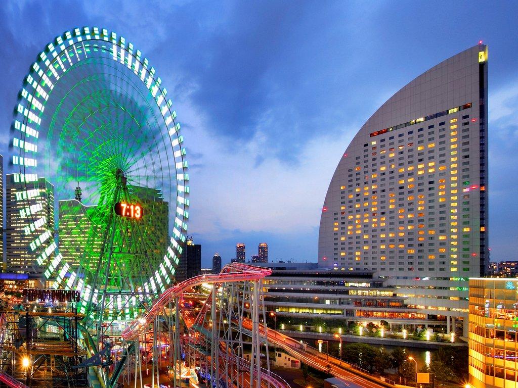 cazare la Intercontinental Yokohama Grand