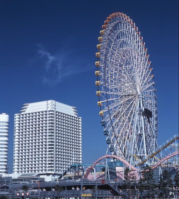cazare la Yokohama Bay Hotel Tokyu