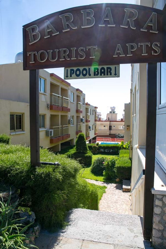 cazare la Barbara Tourist Apartments