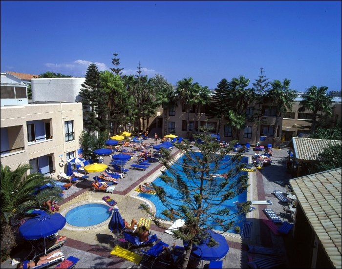 cazare la Anthea Hotel Apartments